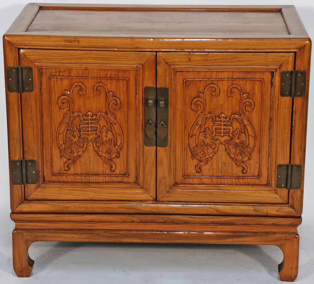 BK0061Y-Antique-Carved-Chinese-Cabinet