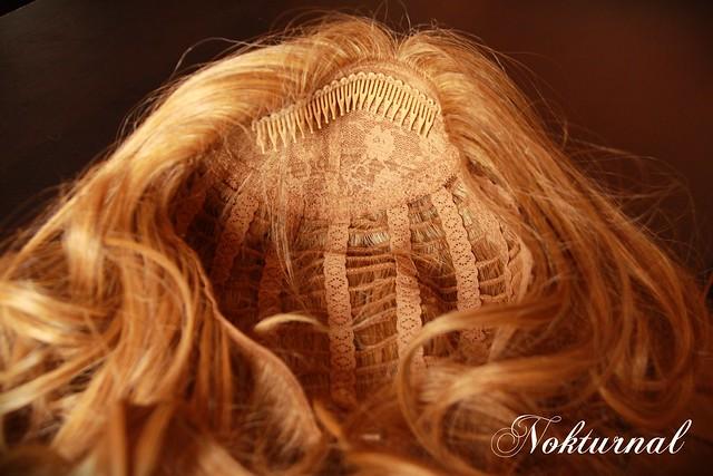 Prisila Half - Wig