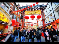 Happy Chinese New Year 2011 - Chinatown London (raghavvidya) Tags: new london project happy chinatown year chinese sigma explore 365 1020mm rabit feb3 2011 project365 raghavvidya cnypics11
