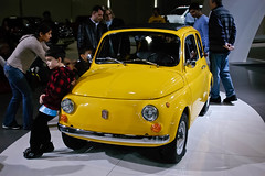Washington Auto Show (Theodore Taylor III) Tags: auto show cars photography dc washington nikon fiat nikond100 d100 lupiniii 2011 washingtonautoshow castleofcagliostro