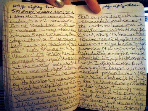 Journal #26