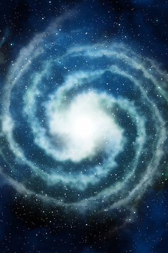 iPhone Background 061 - Galaxy