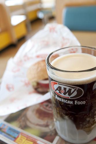 Root Beer, A&W Okinawa, Toyosaki