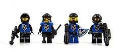 Black Falcontron (Moctagon Jones) Tags: castle art infantry lego space minifig commander moc specialops heavyweapons moctagonjones blackfalcontron