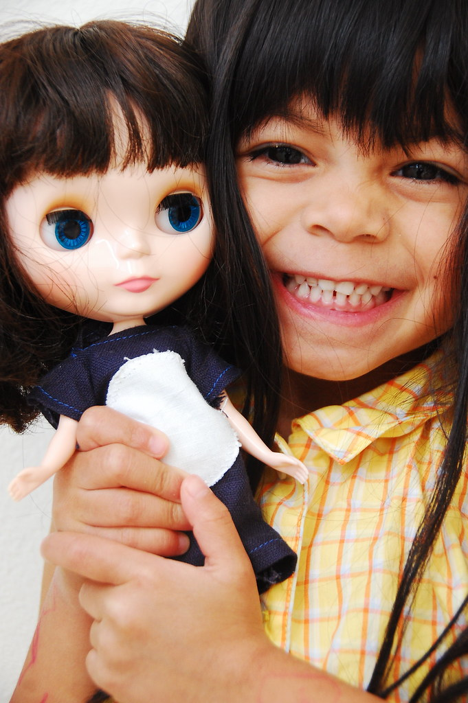 true and zooey (aka blythe)