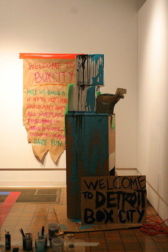 Detroit BOX CITY
