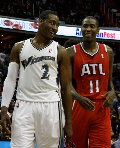 washington wizards, atlanta hawks, nba, february 5th, 2011, truth about it, adam mcginnis, jamal crawford, john wall