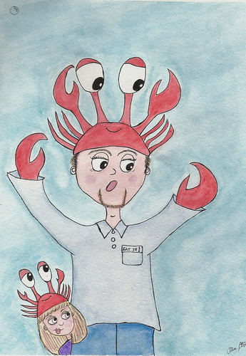 crabheaded