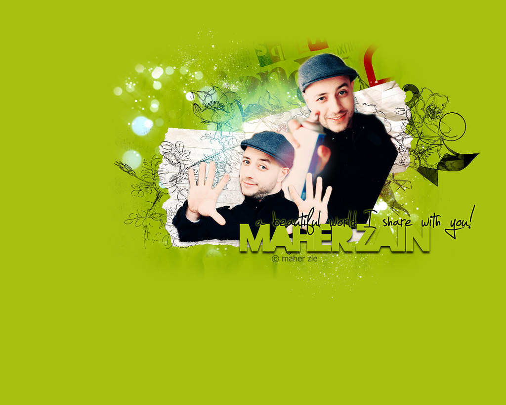 The World's Best Photos of maherzain and wallpaper - Flickr Hive Mind