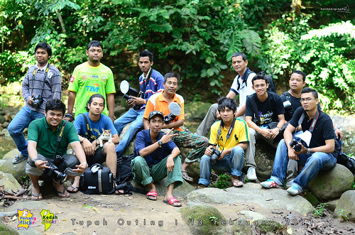 Tupah Outing | 13 February 2011