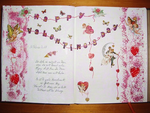 February Journaling Challenge, Day-14: Valentine's Day.