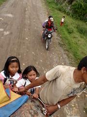 Mindanao Jeepney (Joseph A Ferris III) Tags: girl philippines jeepney mindanao