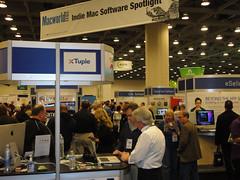 Indie Mac Software Spotlight area