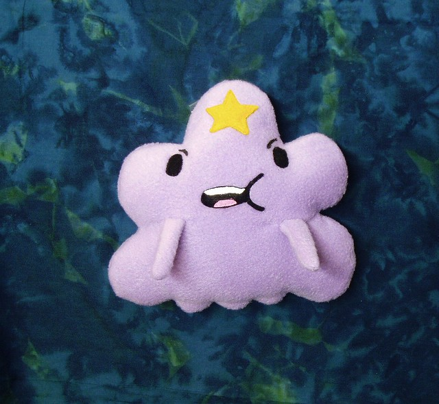 Lumpy Space Princess Plush Doll