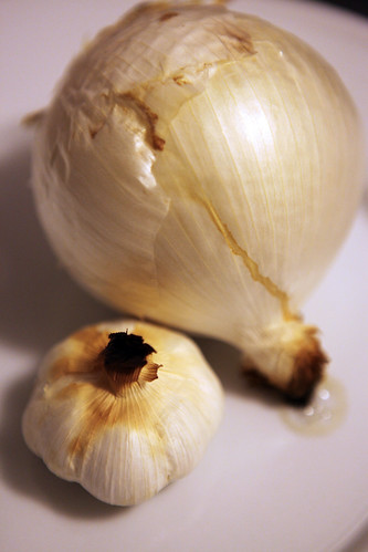 Roasted Onion & Garlic
