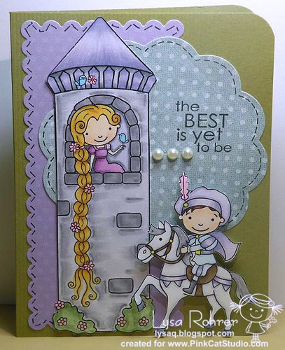 Rapunzel & Prince