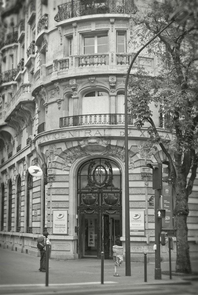 Boulevard Diderot/Rue Crozatier
