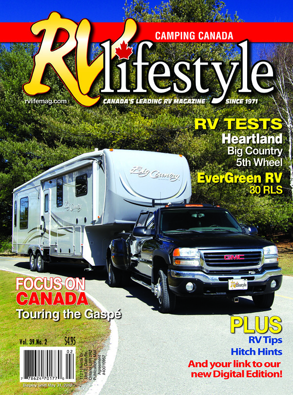 RV Lifestyle 34-2 cover