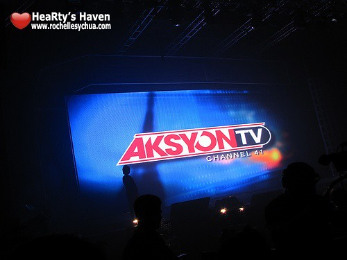 Aksyon TV Channel 41 TV5