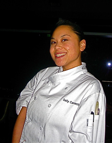 Pastry Chef Sally Camacho