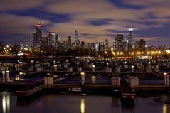 (Kevin Dickert) Tags: city longexposure sky urban chicago building tower skyline architecture night clouds skyscraper harbor movement twilight long exposure cityscape dusk searstower lakeshoredrive nighttime highrise elysian lighttrails trumptower nightfall density johnhancockcenter aoncenter urbanity diverseyharbor parktower 900northmichigan supertall canon70200mmf4lis willistower canon5dmarkii iamhydrogen kevindickert