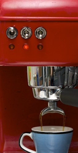 Portrait of a Coffee Machine
