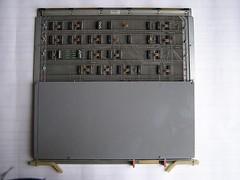 JPR 12R -- PFR -- Karta připojení řadiče flexibilních disků