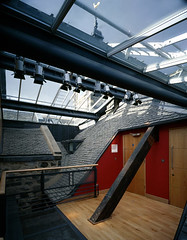 Roof Space - Photograph by Allan Forbes