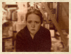 Framed misery (webcam + effect + filter)