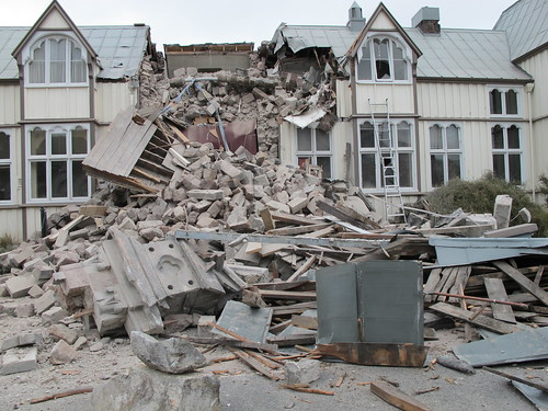 ... search for christchurch earthquake limited to photos taken today