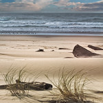 Meditation – sand dunes on the Oregon Coast