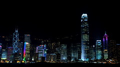 Hongkong skyline (framerunner) Tags: hongkong bankofchina cheungkongcenter internationalcommercecentre
