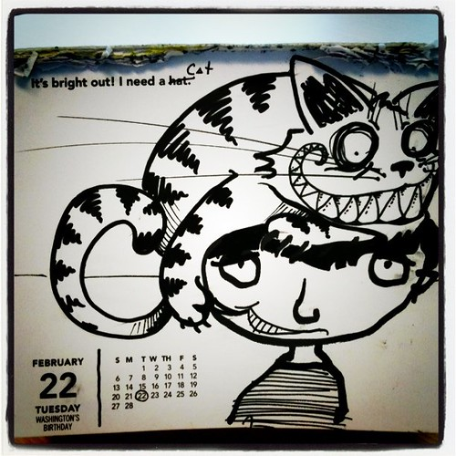 Doodle da day