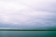 Lake Ontario (m.wybenga) Tags: lake toronto ontario film minolta etobicoke x700