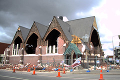 Knox Church (NCSphotography) Tags: newzealand christchurch church 63 collapse february yesterday 22nd aftershock knoxchurch