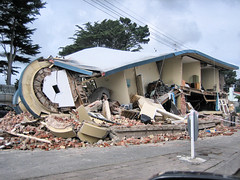 TJs Kazbah North New Brighton, Christchurch following Feb quake