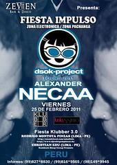 Alexander Necaa - Zeven