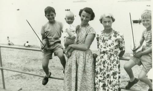 Gran Haggart 1957