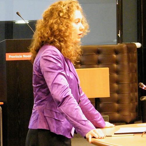 Provincial Parliament North Brabant - LHBT-conferentie 2009 - Corien Jonker