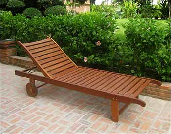 Eucalyptus Chaise Lounge