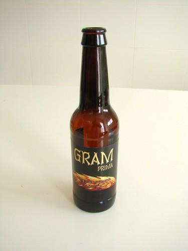 Cervesa Gram Prima