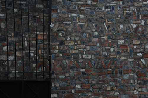 A modern wall, unlike anything seen before