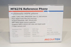 MT6276 3.5G Feature Phone Reference Phone