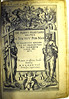 John Donne: Titlepage of Bordini, G. F.: De rebus praeclare gestis