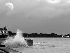 Tempte sur l'Ile Tudy (Finistre Tourisme) Tags: hiver vagues tempte iletudy