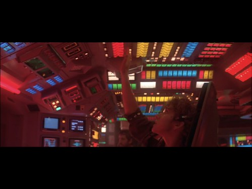 screens / buttons / instrument panels in 2010