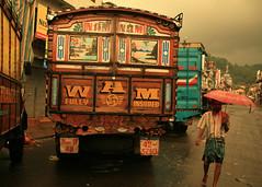 Wam Insurance (planetlight) Tags: poverty sky rain island asia stormy barefoot tropical srilanka insurance stormysky umbrela wam planetlight aragumbat
