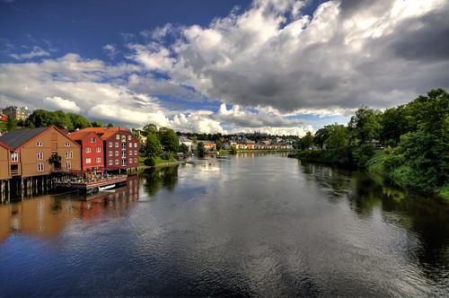 Trondheim HDR