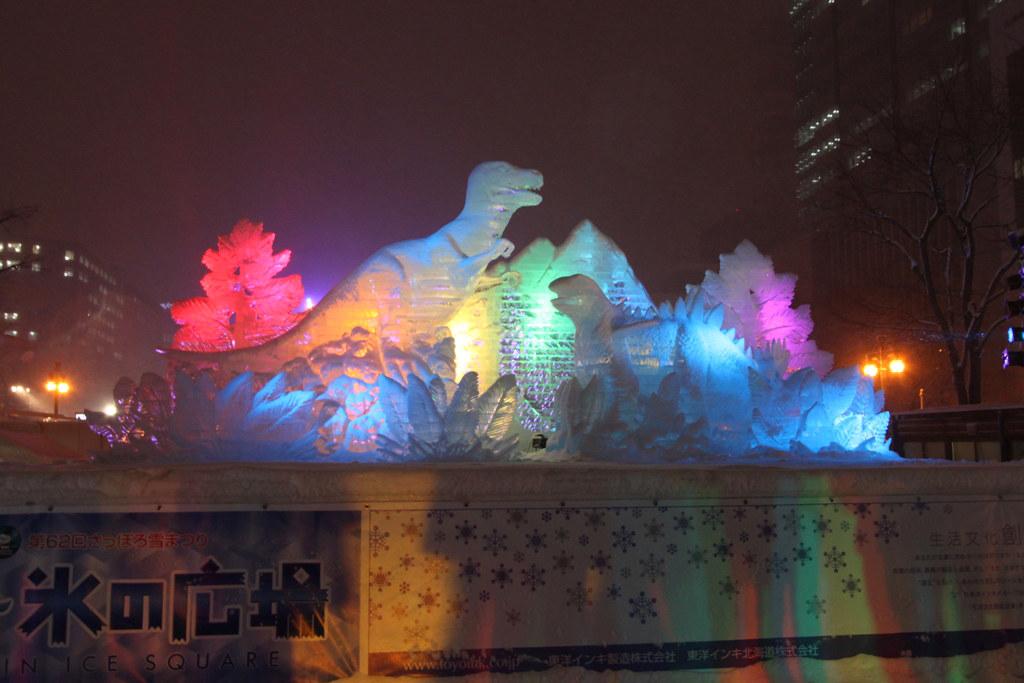 Sapporo Snow Festival  (2)