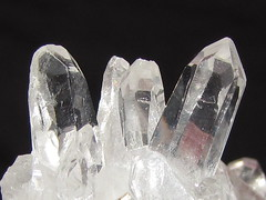 Quartz crystal (shadowshador) Tags: white rock stone rocks crystal stones cell dana clear mineral formula geology silicon quartz category chemical unit dioxide classification silica silicate sio2 strunz silicasilicondioxidesio2 75010301 a49133åc54053åz3 04da05 silicatemineral